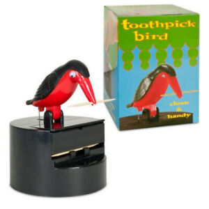 Toothpick Bird Funny Gag Gift Brithday Christmas Party Favor Gift Bag