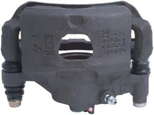 Disc Brake Caliper Semi Loaded Disc Brake Caliper Front Right Bendix Reman $87.96