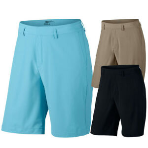 Nike Flat Front Woven Golf Shorts