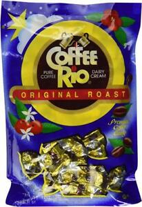 Adams & Brooks Coffee Rio Original Roast Premium Coffee Candy 12 Oz.