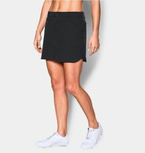 Under Armour UA Womens 2 in 1 Links Golf Skort Skirt w Shorts Save 40%  Size 10