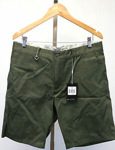 NWT Nike Enemies of the Course Modern Golf Shorts  Sz. 34 Green Selvedge 777759