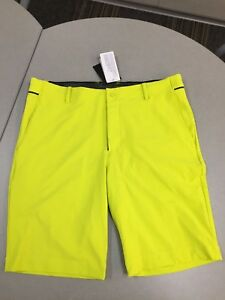 DS Nike Golf Modern Fit Shorts Men's Size 34 Tiger Woods Rory Mcilroy 833231-358