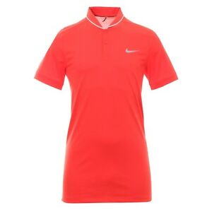 Nike Golf Modern Fit TR Dry Polo Shirt (Red) - Medium - New ~ 725555 696