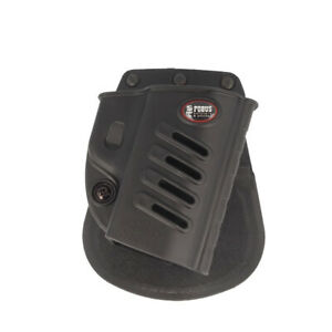 Fobus BerettaBrowningFn Left Hand Evolution Paddle Holster Px4lh