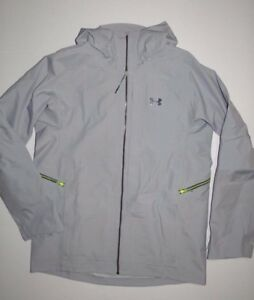 New Under Armour Mens UA ColdGear Storm 3 Chugach GTX  Shell Jacket Large