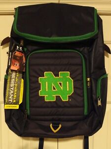 Brand New w tags! UNDER ARMOUR STORM VX2 UNDENIABLE XL Backpack NOTRE DAME