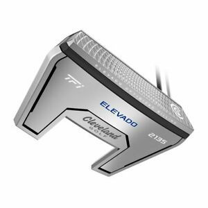 New Cleveland Golf TFI 2135 Satin MORE CONSISTENT - Elevado Putter