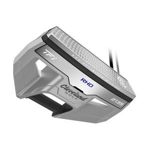 New Cleveland Golf TFI 2135 Satin - RHO Putter - Pick Length FEEL