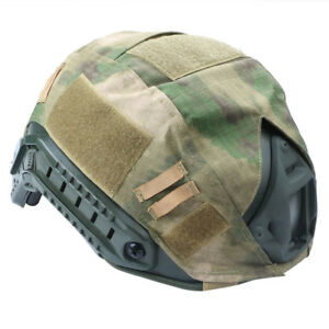 Hot Outdoor Airsoft Paintball Tactical Military Gear Combat Fast Helmet Cover