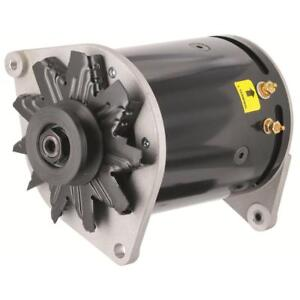 Powermaster Alternator 82101-2; PowerGEN 90 Amp Black for Ford