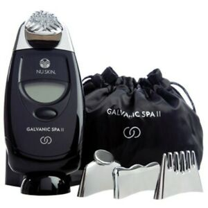 Galvanic Anti-Aging Facial Spa KIT Black + FREE ITEM