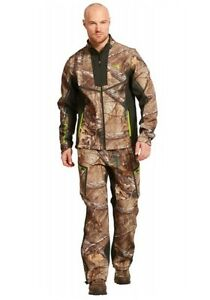 Under Armour Men's Speed Freak Infrared Camo Jacket- L and Pants-W34