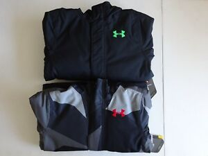 Under Armour Boy's Storm Powerline Insulated Jacket NWT!!! New 2017 Fall
