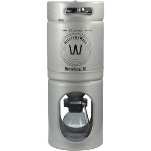Brew Keg 10 By Williams Warn Fermenter Conical Keg All In One BrewKeg10
