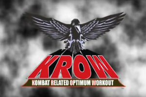 KROW the best professional combat fighting fitness training & home gym equipment