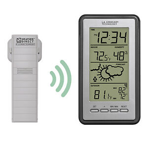 WS 9230U IT La Crosse Technology Wireless Forecast Weather Station with TX50U IT