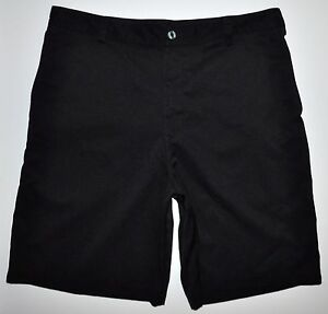 Nike Golf Men's Black Fit Dry Athletic Shorts Size 36 Length 9.5
