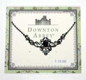 DOWNTON ABBEY TV Show Licensed Victorian NECKLACE Fashion Costume JEWELRY 580New