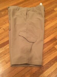 NWT Under Armour Boys Match Play Cargo Golf Short Youth X-Large NWT