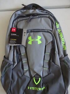 Under Armour Storm Recruit Backpack SteelGraphite NWT