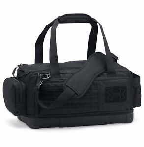New Mens UA Under Armour Tactical Range Bag 2.0 1278432 001 Black $79.99