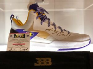 ZO2 SHO'TIME SHOES AUTOGRAPH EDITION BY LONZO BALL