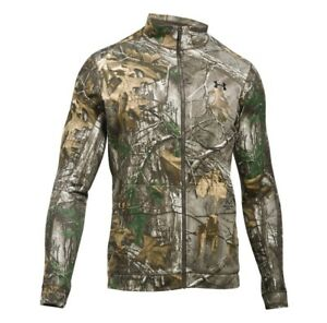 Under Armour Men's Early Season Camo Hunting Jacket and Pants