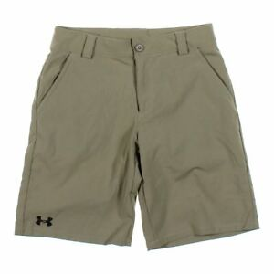 Under Armour Girls  Shorts size 12  brown