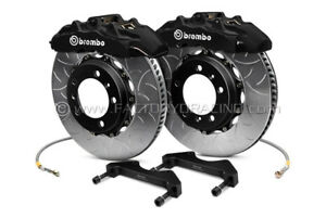 Brembo GT BBK 8pot Front for 1997-03 5-Series E39 and 2000-03 M5 E39 1G3.9012A1
