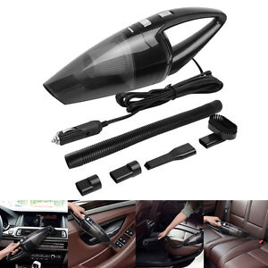 Portable 12V 120W Home Car Vehicle Handheld Auto Vacuum Dirt Cleaner Wet amp; Dry $14.19