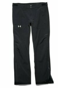 New Size Large Under Armour Golf Gore Tex Waterproof Pants 1259452 001 Athletic