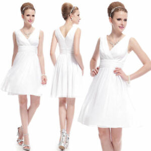 US Ever-pretty Short Bridesmaid Wedding Dresses Cocktail Party Dresses 03989