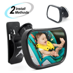 Baby Infant Mirror Car Seat Rear Ward Safety View for Infant Child Toddler Mini