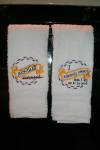 Harry Potter Personalized Dish Kitchen Hand Towels ANY COLOR