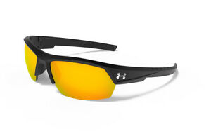 Under Armour IGNITER 2.0 SUNGLASS SATIN BLACK  ORANGE 8600051-010141