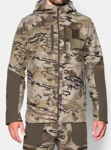 Under Armour Men's Ridge Reaper 13 Camo Jacket and Pants Size-XLW3832
