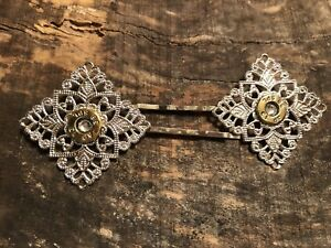 Bobby Pin Hair Clips with Bullet Heads