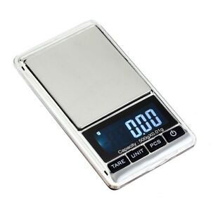 TBBSC 500g0.01g Reloading Weigh High Precision Digital Pocket Scale for Jewel