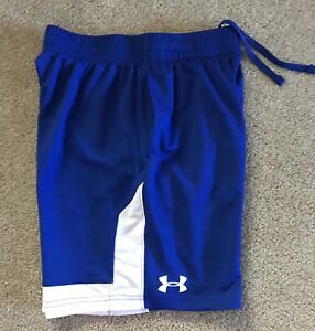 Under Armour Athletic Shorts For Boys In Size YMD