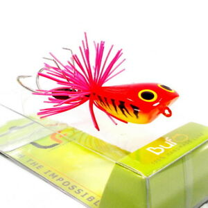 Fishing Lures Jump Frog Top Water Triangle Bait Tackle Hooks Handcraft Resin