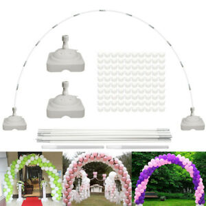 Balloon Arch Column Base Stand Frame Kit for Birthday Wedding Party Decoration