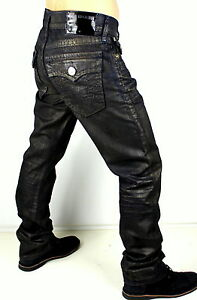 True Religion $498 Ricky Straight Super T Limited Edition MEC859N0E6 Size 29x34