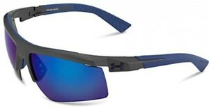 Sport sunglasses Under Armour Core 2.0 Sunglasses Blue Case included
