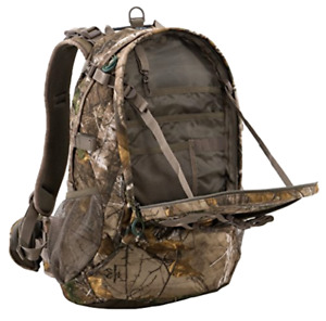Hunting Backpack Bow Archery Rifle Hiking Camping Tactical RealtreeXtra Camo Bag