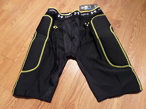 Under Armour MPZ1 Compression Jock Shorts ~ Men'sX- LargeX L ~ Black UA-$59.99