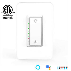Smart WIFI Light Switch Remote Alexa Google Home IFTTT Voice Control Smart Life