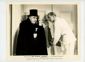 WITNESS VANISHES Original Movie Still 8x10 Edmund Lowe, Bruce Lester 1939 9595
