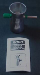 RCBS Powder Trickler-(09094) NEW