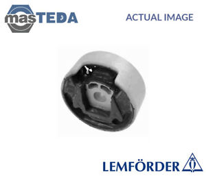LOWER ENGINE MOUNT MOUNTING LEMFÖRDER 33147 01 G NEW OE REPLACEMENT
